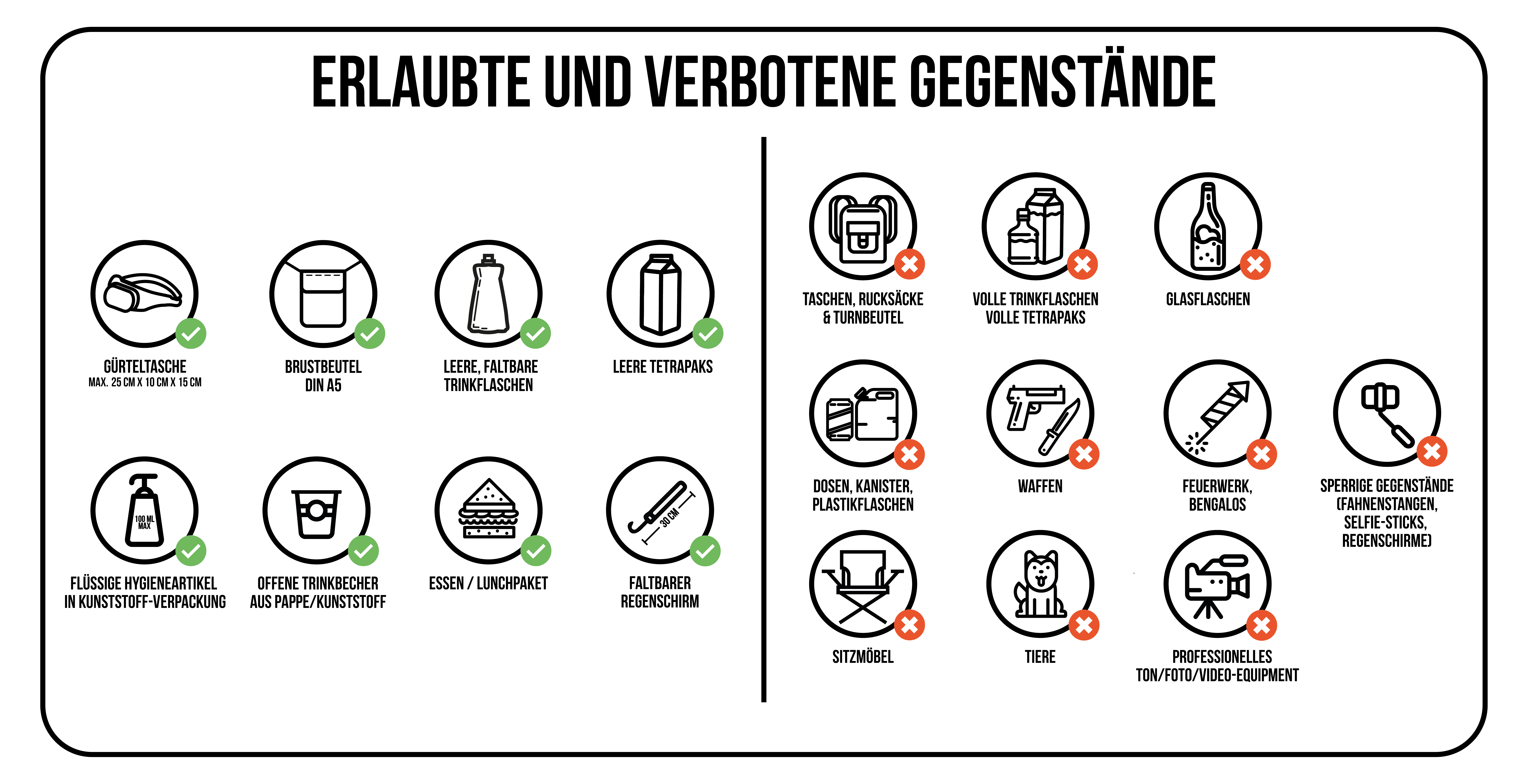 Allgemeine Festivalinfos | Deichbrand Festival