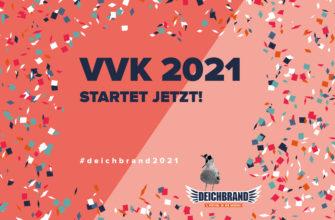 Vorverkauf für 2021 gestartet