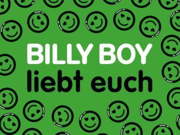 Weltrekordversuch mit Billy Boy