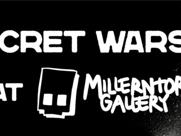 Millerntor Gallery - Secret Wars